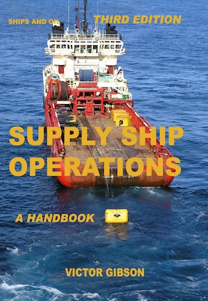 Supply Ship Operations Cover